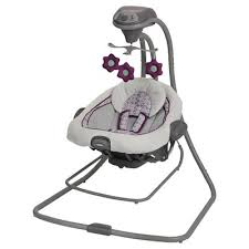 Comfort And Harmony Portable Swing Instructions Graco Duetconnect Lx Swing And Bouncer Target
