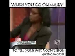 Maury Memes - maury show karma a b ch meme youtube