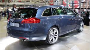 opel insignia sports tourer 2016 vauxhall insignia sports tourer royal blue youtube