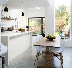 Concrete Kitchen Floor by Lazenby The Decorative Concrete Master Craftsmen
