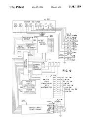 patent us5312119 vehicle leveling system with safety interlock