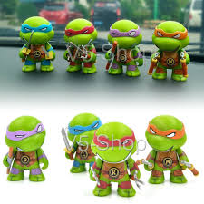 4pcs car vehicle universal ornament 7cm 2 8 mutant