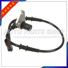 front left or right abs wheel speed sensor for mercedes benz w204