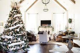 christmas decor for the home glam christmas decor home decor curls and cashmere
