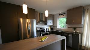 cuisine chaleureuse contemporaine une cuisine moderne et conviviale style arcand casa