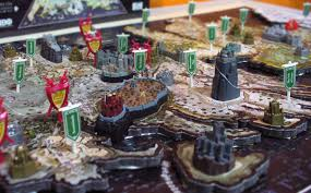 Map Of Kings Landing Westeros 4d Puzzle Solving Tips Kind Of Game Of Thrones 4d