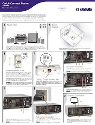 home theater yamaha download free pdf for yamaha yht 560 home theater manual