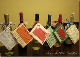 Bridal Shower Wine Basket Our Little Casita Wine Themed Poems For A Bridal Shower