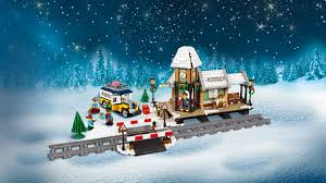 10259 winter station products and sets creator expert