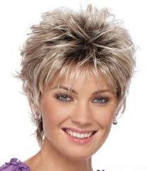 very short feathered hair cuts image result for short feathered hair cuts for women with thick hair