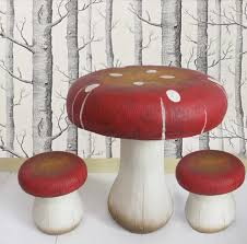 Best House Warming Gifts Exceptional Toadstool Table Stools Set In Housewarming Gifts Gifts