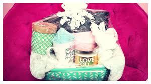 Best Friend Gift Basket Gift Basket Idea For Mom Girlfriend Or Bestfriend Fast And Easy