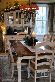 country dining room sets the refinish on top of table this is the color i m going for