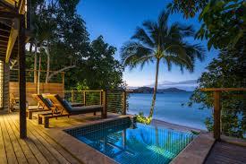 the beach house private luxury island accommodation bedarra