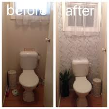 kmart vinyl hack upgrade bathroom ideas pinterest