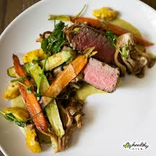 cuisine filet mignon featured recipe filet mignon with baby summer vegetables and corn