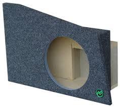 camaro speaker box cam50 chevrolet camaro subwoofer enclosure audio enhancers