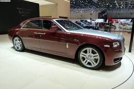 roll royce rolls rolls royce ghost ii series to roll out in india