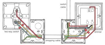 two way dimmer switch wiring diagram gooddy org