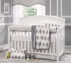 neutral gender elephant baby bedding all modern home designs