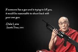 Han Shot First Meme - 14th dalai lama approved han shot first know your meme