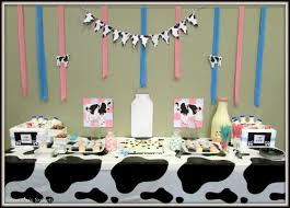 cow themed baby shower ideas my practical baby shower guide