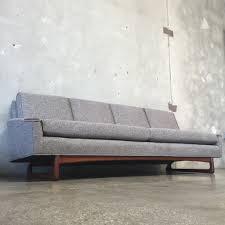 vintage mcm adrian pearsall style sofa u2013 urbanamericana