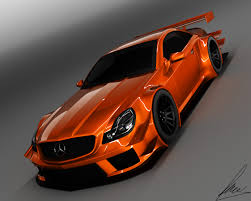 mercedes amg orange mercedes sl 63 amg dtm orange by jesterv2 on deviantart