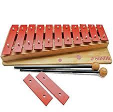 Esszimmerst Le M El H Fner Sonor G10 Glockenspiel Kinder Sopran Ve20 C3 F4 Inkl Fis Und B