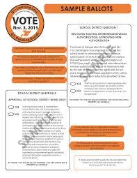 ballot information farmington area public schools