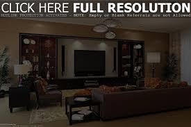 dark medium brown living room ideas leather couch loversiq