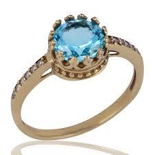 rings blue stone images Rings buy online sky blue fashionable finger ring for women at jpg