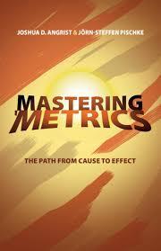 mastering u0027metrics ebook by joshua d angrist 9781400852383