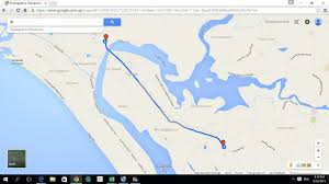 Maps Route by Create Route And Share To Facebook Google On Google Maps Youtube