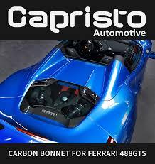 ferrari 488 engine now you can see the ferrari 488 spider u0027s v8 with capristo u0027s engine