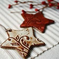 use rubber sts in salt dough to make ornaments salt dough recipe