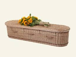 wicker casket environmentally friendly willow coffins wicker willow coffins