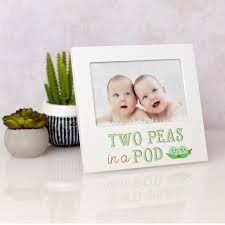 two peas in a pod picture frame peas in a pod frame pearhead