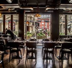 Heddon Street Kitchen Restaurant Soho Piccadilly Circus - Kitchen table restaurant london