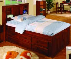 discovery world 2820 k6 904 twin bookcase captains bed w 6