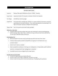 coaching cover letter sample cover letter for a cleaner job cover
