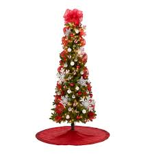 white artificialstmas trees walmart 24national ft