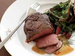 Salt Crusted Beef Tenderloin by Beef Tenderloin With Aromatic Thai Spices Recipe Jean Georges