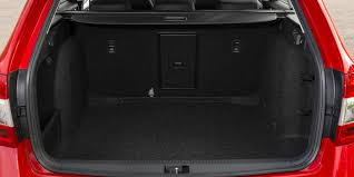 nissan micra luggage space skoda octavia estate review carwow