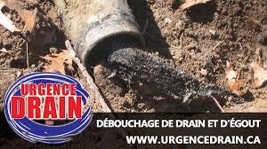 bureau d assurance du canada urgence drain plomberie région de lanaudière montréal et environs