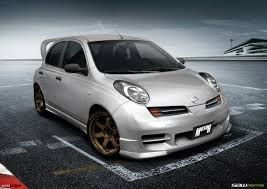 nissan march nissan micra k12 frontview by yasiddesign on deviantart