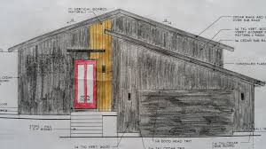 urban rustic an introduction to a new passive house project