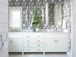 Black And White Wallpaper For Bathrooms - decoratorsbest blog home decor inspiration u0026 tips
