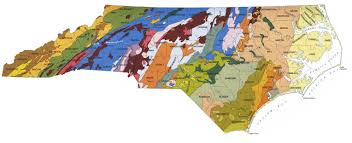 Map Of Wilmington Nc Nc Deq Nc Geological Survey