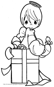 13 precious moments christmas coloring pages uncategorized